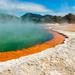 Rotorua geothermal lake by yaorenliu