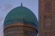 3rd Jan 2019 - 004 - Evening light on the Miri-Arab Madrash