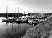 31st Dec 2018 - Harbour boats
