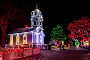 2nd Jan 2019 - Alight At Night at Upper Canada Village