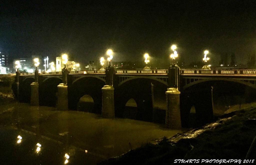 Newport Bridge  by stuart46