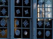 5th Jan 2019 - paper snowflakes