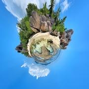 6th Jan 2019 - Seychelles planet.