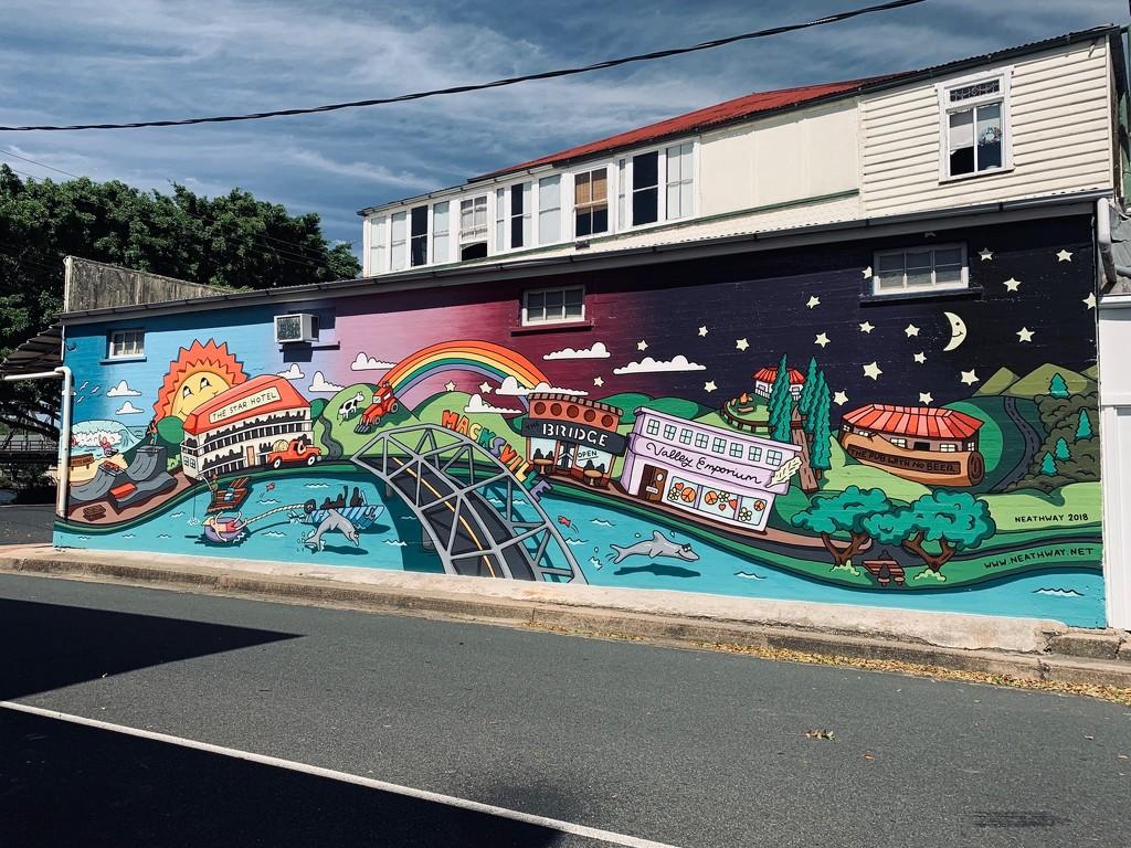 Macksville NSW Street Art by susiangelgirl