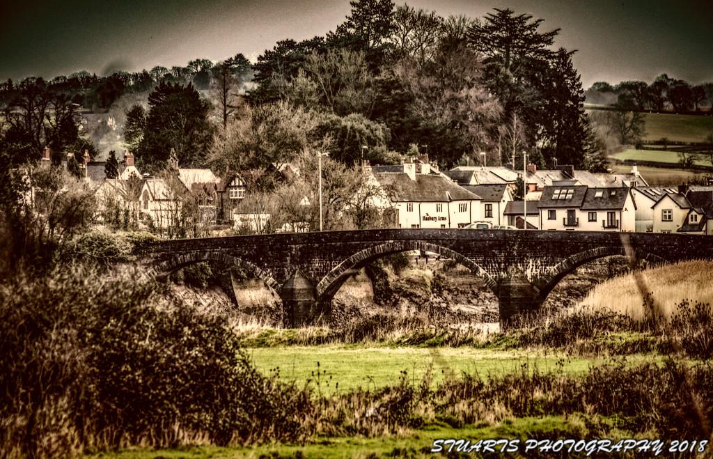 Caerleon Bridge  by stuart46