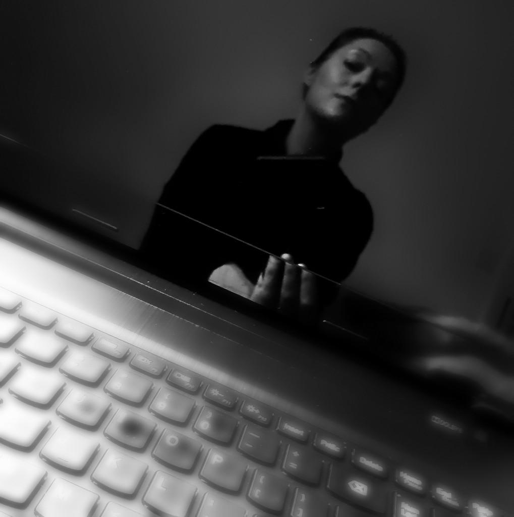Black mirror... by m2016