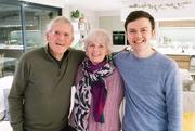 7th Jan 2019 - Jack & the grandparents!