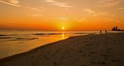 7th Jan 2019 - Sunset, in Gulf Shores Alabama!