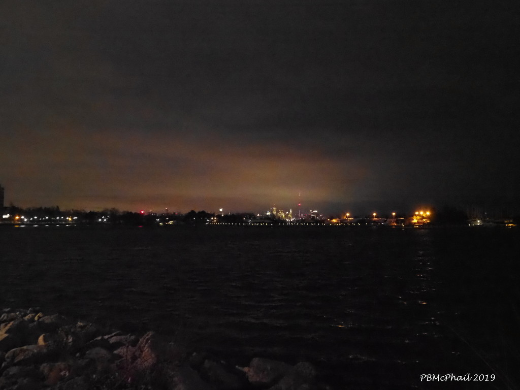 City Lights by selkie