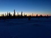 7th Jan 2019 - Arctic Sunset