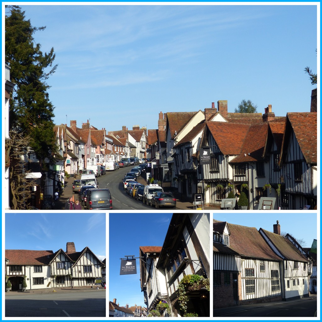 Lovely Lavenham by foxes37