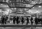 8th Jan 2019 - At the train station