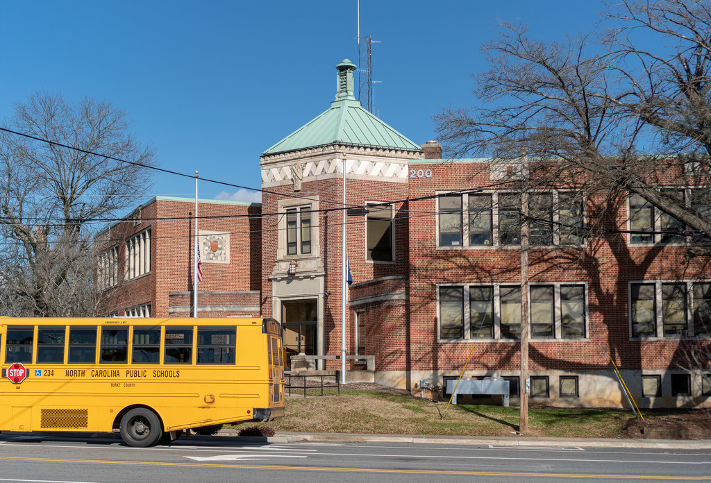 Former Avery Avenue School by randystreat
