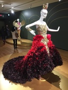 8th Jan 2019 - Magical Masterpieces at the Guo Pei Exhibition