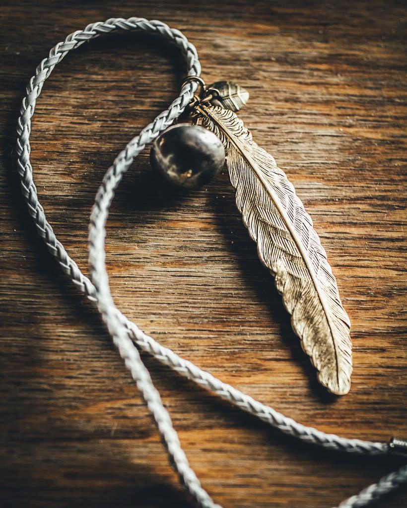Feathered by mamazuzi