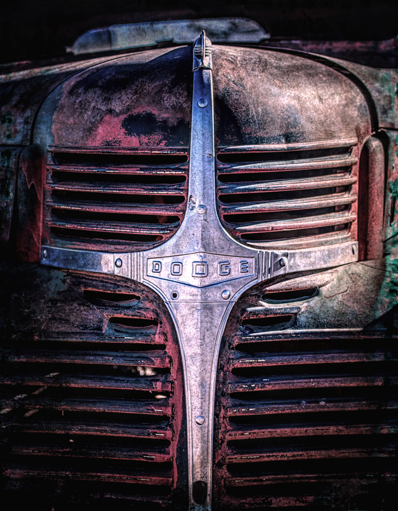 dodge grill by aecasey