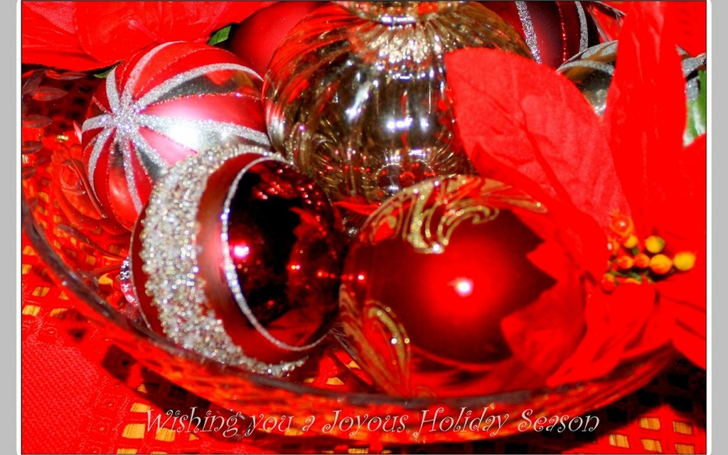 Christmas-table-setting by bruni