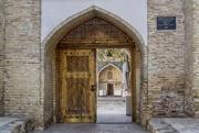 10th Jan 2019 - 010 - Looking into the Nadir Divan-Beghi Madrasah