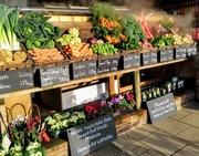 10th Jan 2019 - Steamed Vegetables