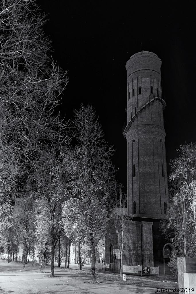 Torre de les aigües del Besòs - Poblenou by jborrases