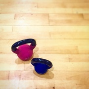 10th Jan 2019 - Kettlebells