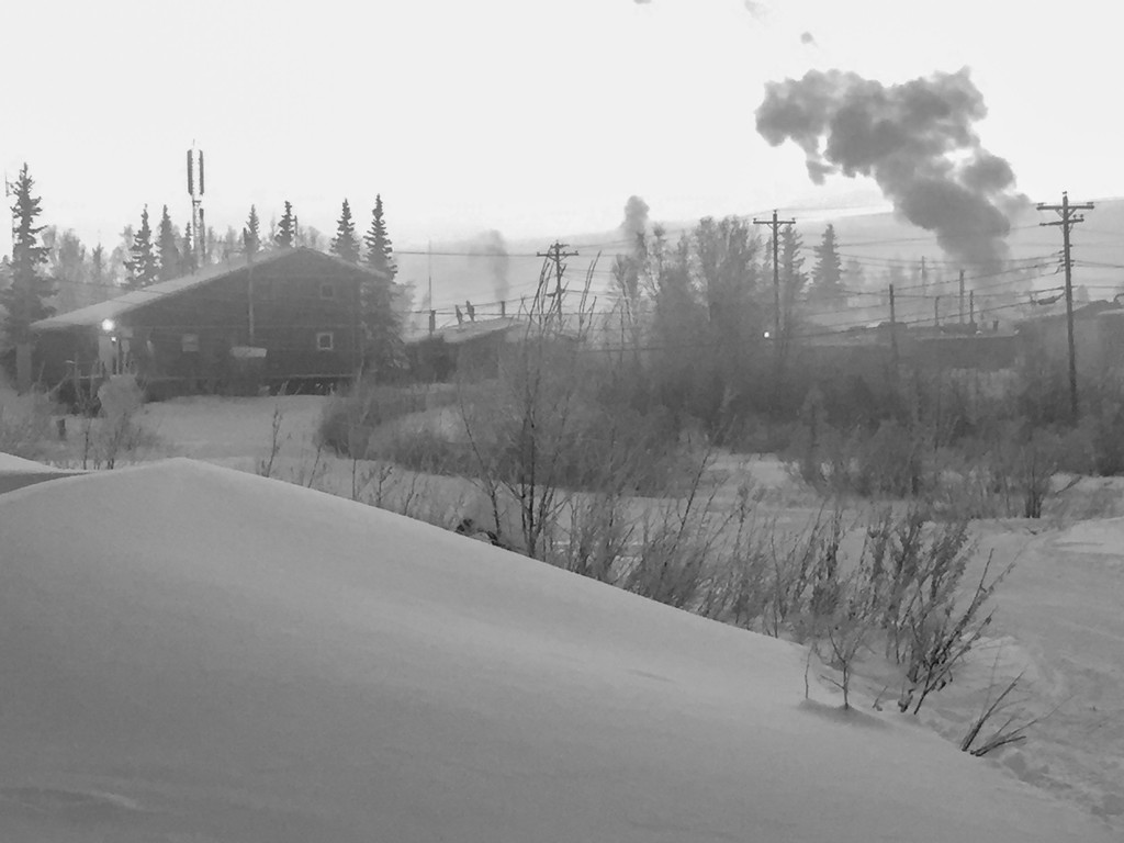 Freezing Fog  by jetr