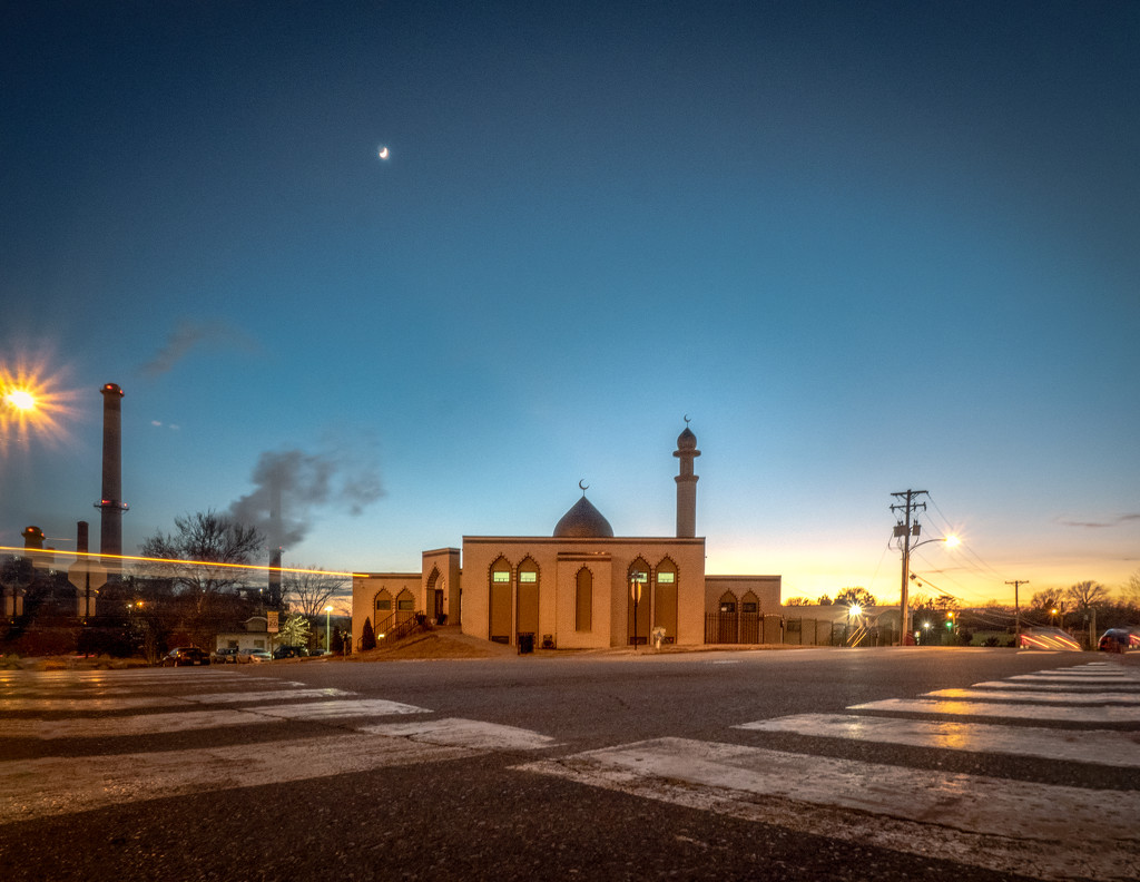 Midwestern Mosque by rosiekerr