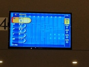 10th Jan 2019 - First time bowling