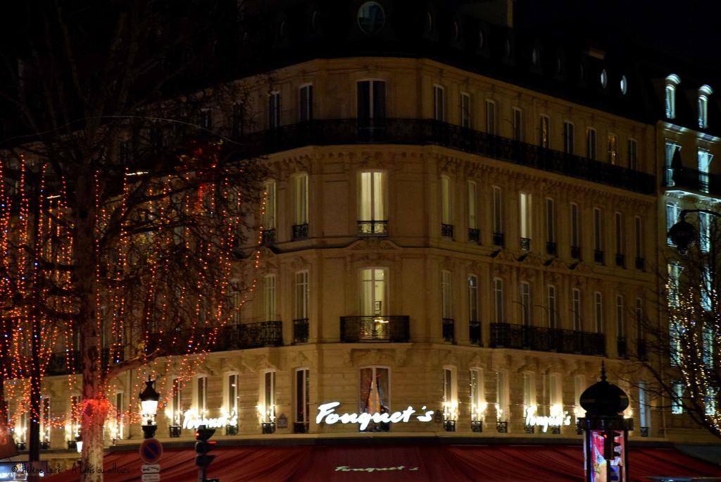 Fouquet's  by parisouailleurs