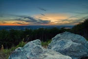 7th Jan 2019 - Pine Mountain Sunset