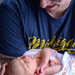 My first great-nephew and daddy by dridsdale