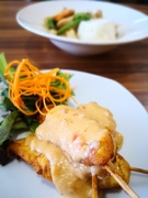 12th Jan 2019 - Satay Chicken Skewers