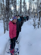 12th Jan 2019 - Our Snowshoe Group