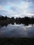 12th Jan 2019 - The sky has fallen into Paimpont Lake!