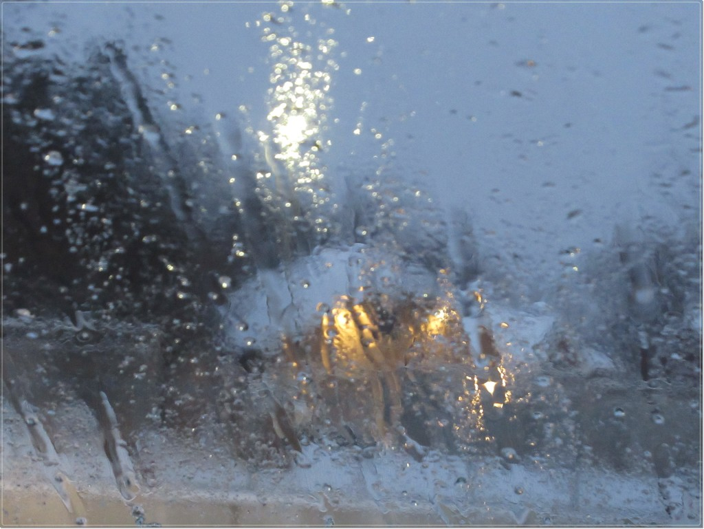 A picture -  day of the blizzard by bruni