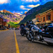 Motorcycle Visit to Telluride