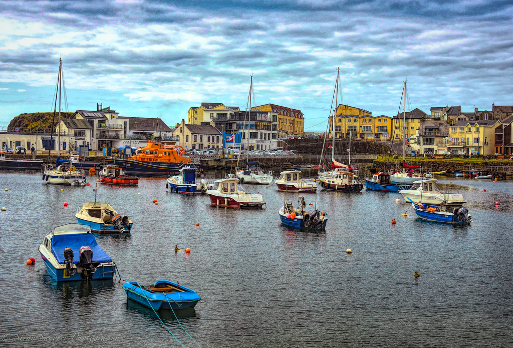 Portrush Harbour by stray_shooter