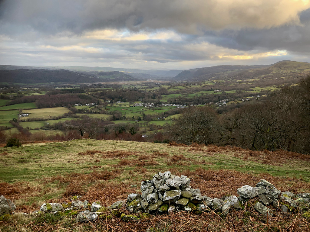 Conwy Valley by dailydelight
