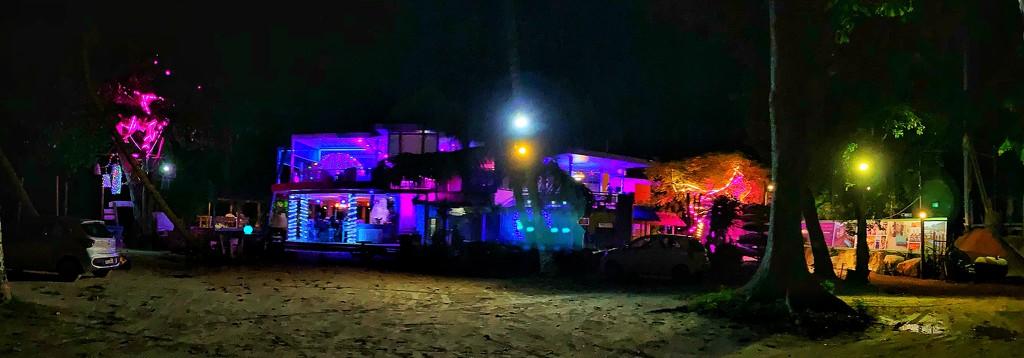 Rainbow lights.  by cocobella