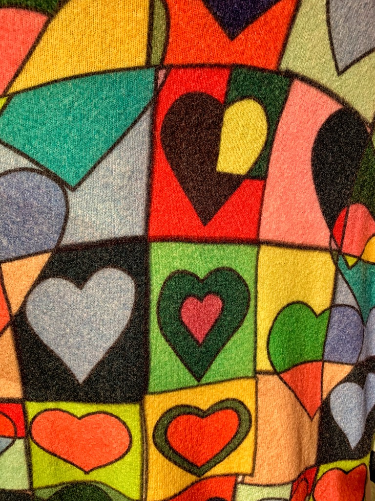 Hearts pattern.  by cocobella