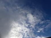 13th Jan 2019 - Clouds