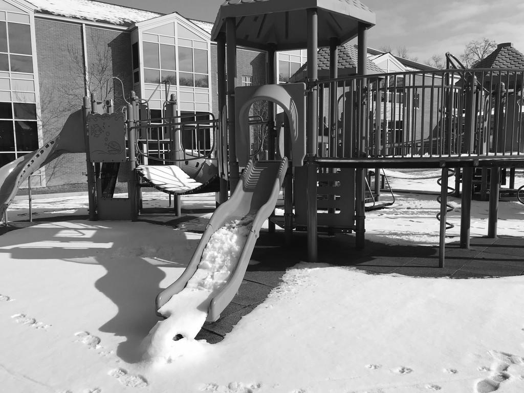 No Sliding Today by allie912
