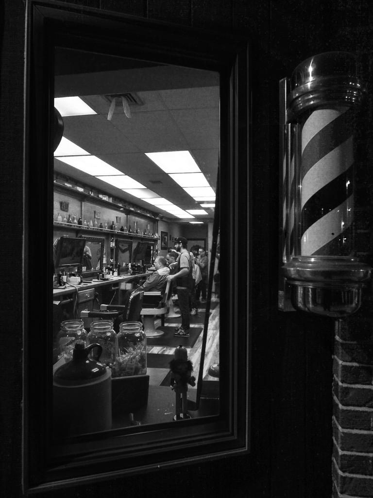 Barbershop  by ramr