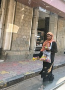 8th Jan 2019 - The street seller