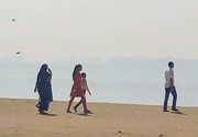 9th Jan 2019 - Walk on the beach