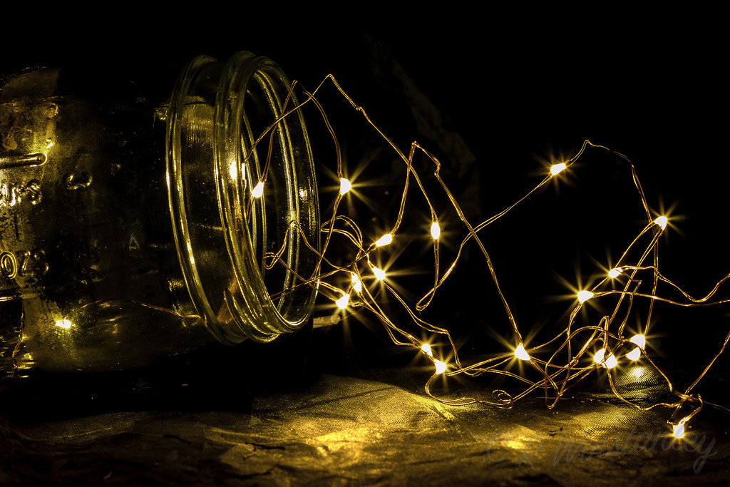 Lights from a Jar by kipper1951