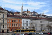 16th Jan 2019 - Buda panorama