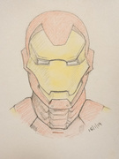 16th Jan 2019 - Iron Man