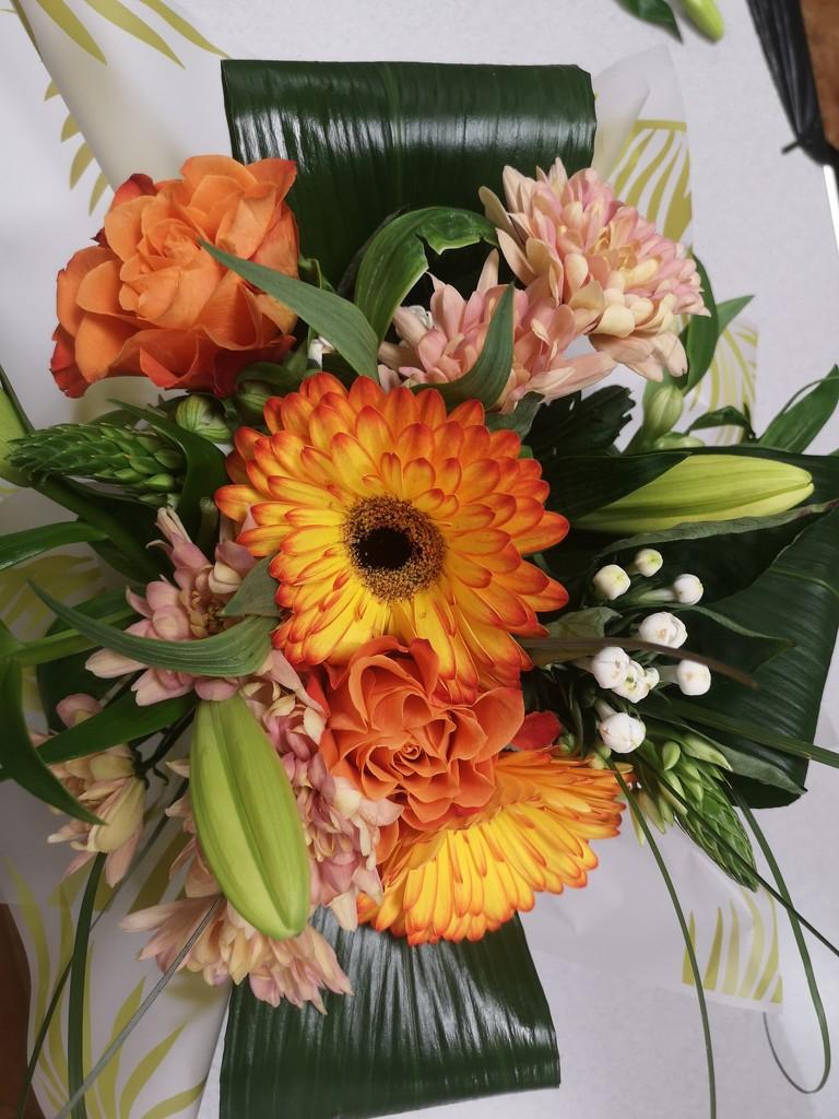 Handtied Bouquet  by plainjaneandnononsense