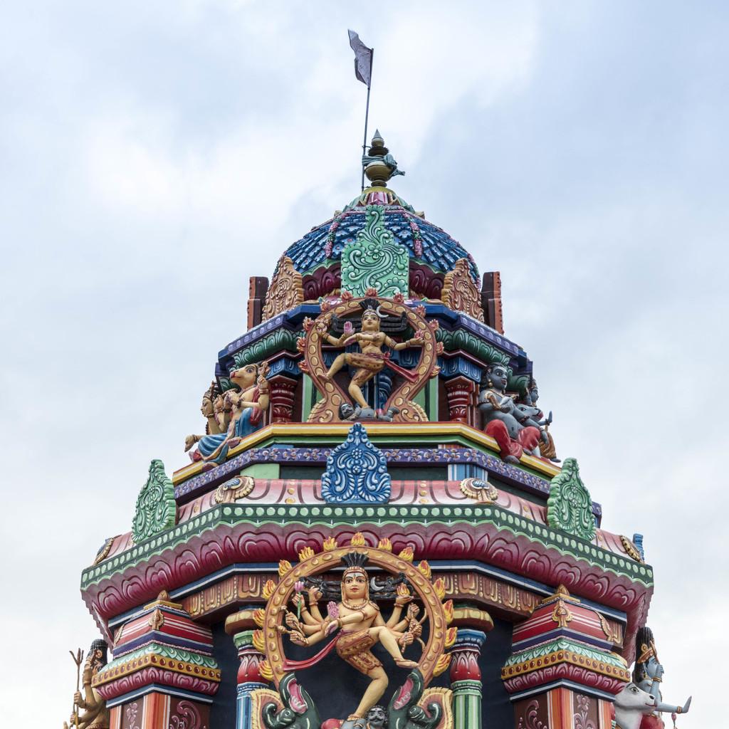 Nadi Hindu Temple  by nicolecampbell